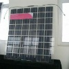 BIPV Poly/Double Glass Solar Panel