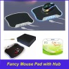 Hub Mouse Pad