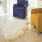 Exquisite Australian sheepskin rug carpet