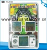 large display and color background electronic game