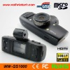 GS1000 Car Black Box DVR with GPS function