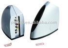2.4GHz Wireless AV System Sender