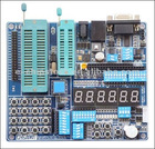 PIC 16F87X Development board