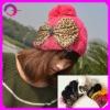 big bowknot crochet hat RQ-68-1