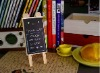 mini rabbit blackboard