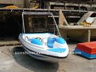 TCS-390 battery boat