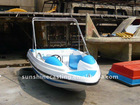 TCS-390 battery boat