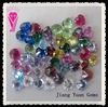 Semi Precious Gemstone Cubic Zirconia 12 Colors Birthstone