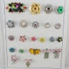 brooches in flower,handmade flower brooches