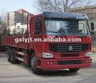 HOWO 6x4 box stake truck ZZ1257M4647C