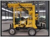 XYX-3 trailer mounted drilling rig