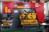 Q35Y hydraulic multi-purpose iron-worker