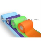 nonwoven disposable surgical cloth material