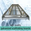 galvanized scaffolding boards