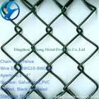 PVC Chain Link Fence/ Fence Mesh (Factory)