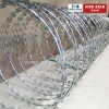ISO 9001:2008 Galvanized Razor Barbed Wire Mesh ( High Credit Standing )