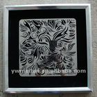 Wholesale new design abstract phoenix stainless steel decorative painting wall painting for home decoration