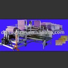 Automatic air filter cloth making machine