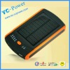 universal portable charger for iphone,Samsung P1000, magic solar charger