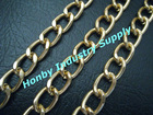 shimmer anodizing aluminum curb shoe chain