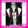 Custom decoration scarf jewelry fashion jewelry scarf