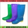 Fashion PVC Women Boots