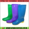Fashion PVC Women Boots