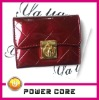 2012 Fashion new style pure leather ladies wallet