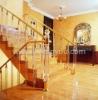 crystal porch handrails