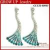 2012 unqiue custom girls earrings