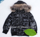 kids goose overcoat top quality latest guangzhou