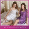 wholesale sleepwear adults nightgown manufacturer