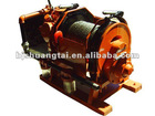 Pneumatic air Winch 1.0 tons for harbour/shipping