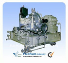 Back pressure industrial steam turbines