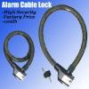 New Bike Alarm Cable Lock