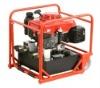 Portable hydraulic pump