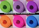 PVC yoga mat,tpe yoga mat