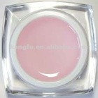 Beauty Pink UV gel from China Gel factory