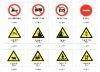 Traffic signs LFS-04