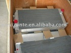 aluminum plate and bar coolers, air-oil heat exchangers,air-water heat exchanger