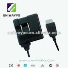 3W ac/dc adapter Rohs/UL/PSE,folding plug usb charger