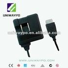 3W ac/dc adapter Rohs/UL/PSE,folding plug usb charger