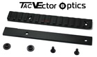 Handguad Quad Rail Handguard Bottom Picatinny Rail for M16A2 M4A1 and MR733