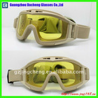 The hottest Shooting goggle with changeable lenses