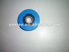 Step Roller for Thyssen Escalator / diameter 75mm, thickness 25mm, bearing 6204