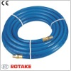 """PVC Hose with 1/4"""" Double Male Fitting RH-20406"""