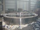 steel casting kiln tyre for rotary kiln