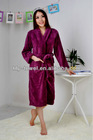 microfiber bathrobe for sales promotion