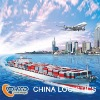 Sea freight from China to Rotterdam