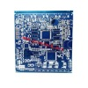 1.6mm Blue solder mask 2 Layer PCB